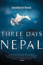 Book cover of 3 DAYS IN NEPAL