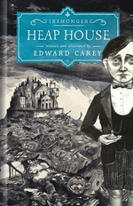 Book cover of HEAP HOUSE