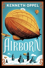 Book cover of AIRBORN 10TH ANNIVERSARY EDITION