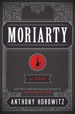 Book cover of MORIARTY
