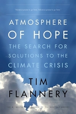 Book cover of ATMOSPHERE OF HOPE