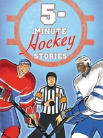 Book cover of 5-MINUTE HOCKEY STORIES