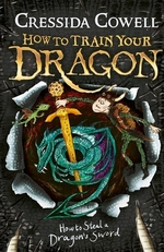 Book cover of HT STEAL A DRAGON'S SWORD