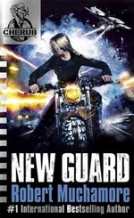 Book cover of CHERUB NEW GUARD