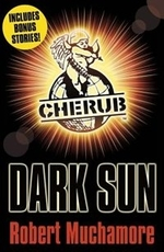 Book cover of CHERUB - DARK SUN & OTHER STORIES