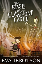 Book cover of BEASTS OF CLAWSTONE CASTLE