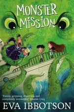 Book cover of MONSTER MISSION