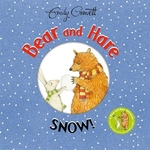 Book cover of BEAR & HARE SNOW