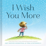 Book cover of I WISH YOU MORE