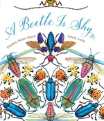 Book cover of BEETLE IS SHY