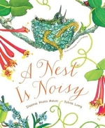 Book cover of NEST IS NOISY