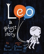 Book cover of LEO - A GHOST STORY