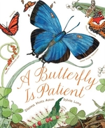 Book cover of BUTTERFLY IS PATIENT