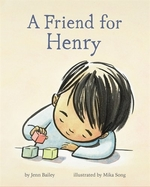 Book cover of FRIEND FOR HENRY