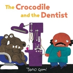 Book cover of CROCODILE & THE DENTIST