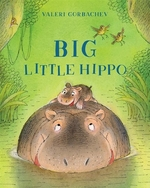 Book cover of BIG LITTLE HIPPO