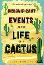 Book cover of INSIGNIFICANT EVENTS IN THE LIFE OF A CA