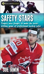 Book cover of SAFETY STARS PLAYERS WHO FOUGHT TO MAKE