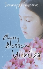Book cover of CHERRY BLOSSOM WINTER
