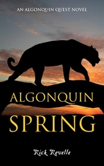 Book cover of ALGONQUIN SPRING