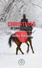 Book cover of CHRISTMAS AT SADDLE CREEK