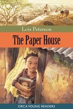 Book cover of PAPER HOUSE