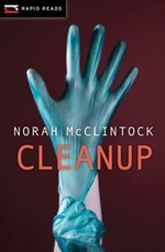 Book cover of CLEANUP