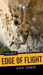 Book cover of EDGE OF FLIGHT