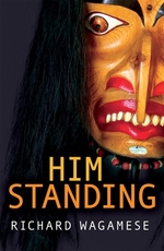 Book cover of HIM STANDING