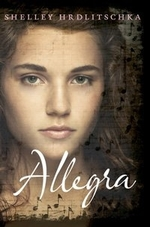 Book cover of ALLEGRA