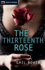 Book cover of 13TH ROSE