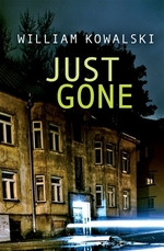 Book cover of JUST GONE