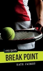 Book cover of BREAK POINT