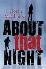 Book cover of ABOUT THAT NIGHT