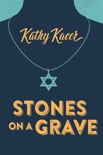 Book cover of STONES ON A GRAVE