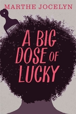 Book cover of BIG DOSE OF LUCKY