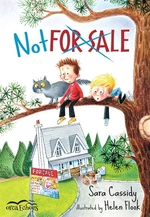 Book cover of NOT FOR SALE