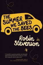 Book cover of SUMMER WE SAVED THE BEES