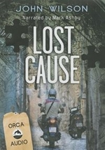 Book cover of CD 7 - LOST CAUSE