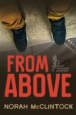 Book cover of FROM ABOVE