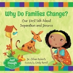 Book cover of WHY DO FAMILIES CHANGE