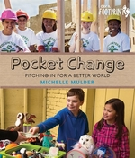 Book cover of POCKET CHANGE - PITCHING IN FOR A BETTER