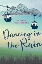 Book cover of DANCING IN THE RAIN