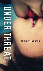 Book cover of UNDER THREAT
