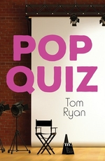 Book cover of POP QUIZ
