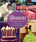 Book cover of BIRTHDAYS - BEYOND CAKE & ICE CREAM