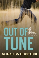 Book cover of OUT OF TUNE