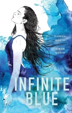 Book cover of INFINITE BLUE