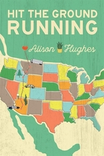 Book cover of HIT THE GROUND RUNNING