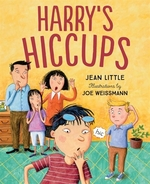 Book cover of HARRY'S HICCUPS
